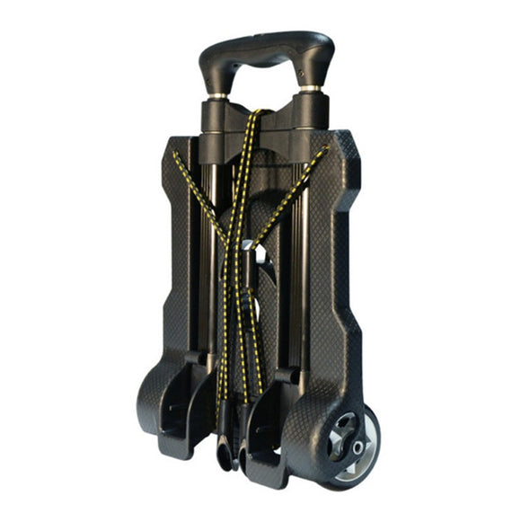 Folding Portable Trolley Mini Aluminum Alloy - Pack For Paradise