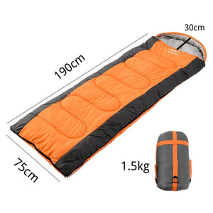 Envelope Sleeping Bag Ultralight Outdoor Sport Camping - Pack For Paradise