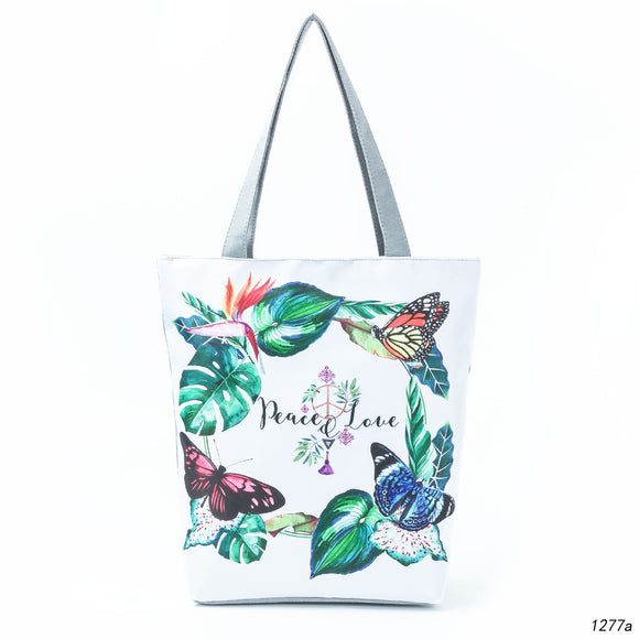 Tote Eco-Friendly Shopping Bag Reusable - Pack For Paradise