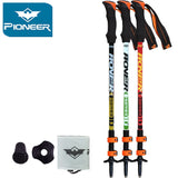 Pioneer Ultra-light Adjustable Camping Hiking Walking Carbon Fiber - Pack For Paradise
