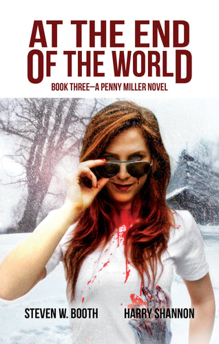 At the End of the World - Penny Miller Book Three