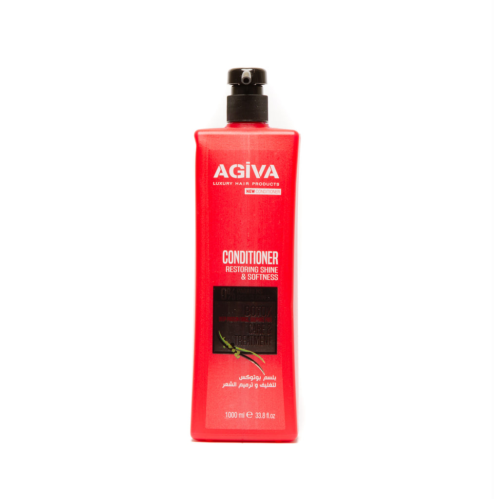 AGIVA HAIR CONDITIONER WITH BOTOX EXTRACT 1000 ML