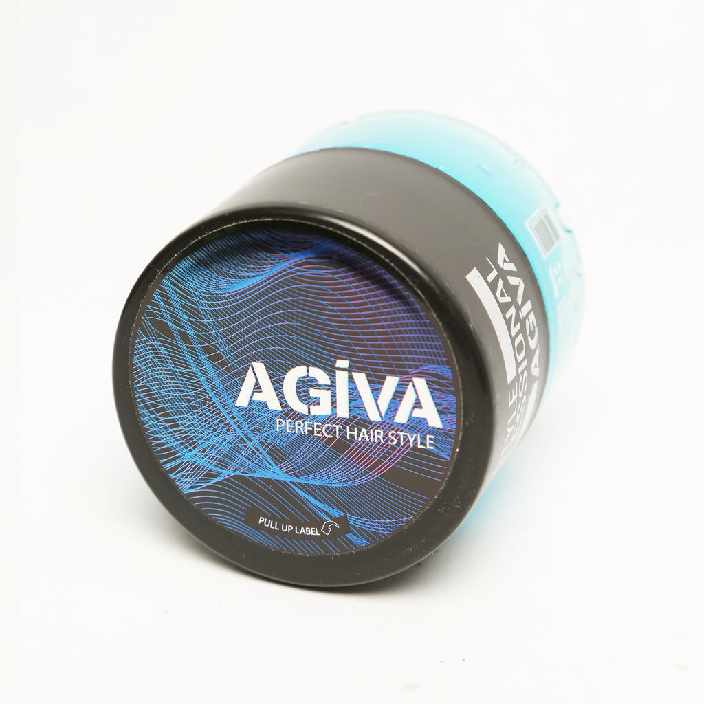 AGIVA HAIR STYLING GEL 03 WET LOOK EXTRA STRONG HOLD 200 ML
