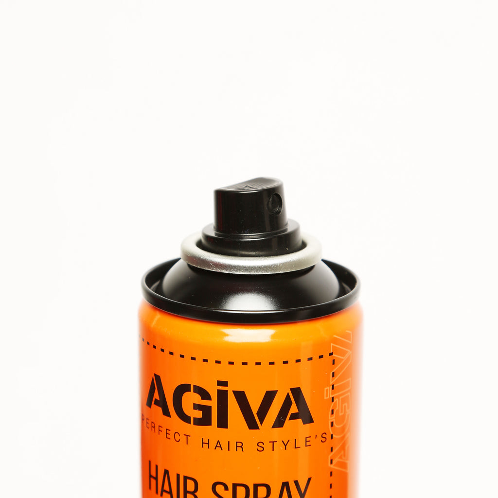 AGIVA HAIR STYLING SPRAY 02 EXTRA STRONG HOLD 400 ML - Agiva Gel
