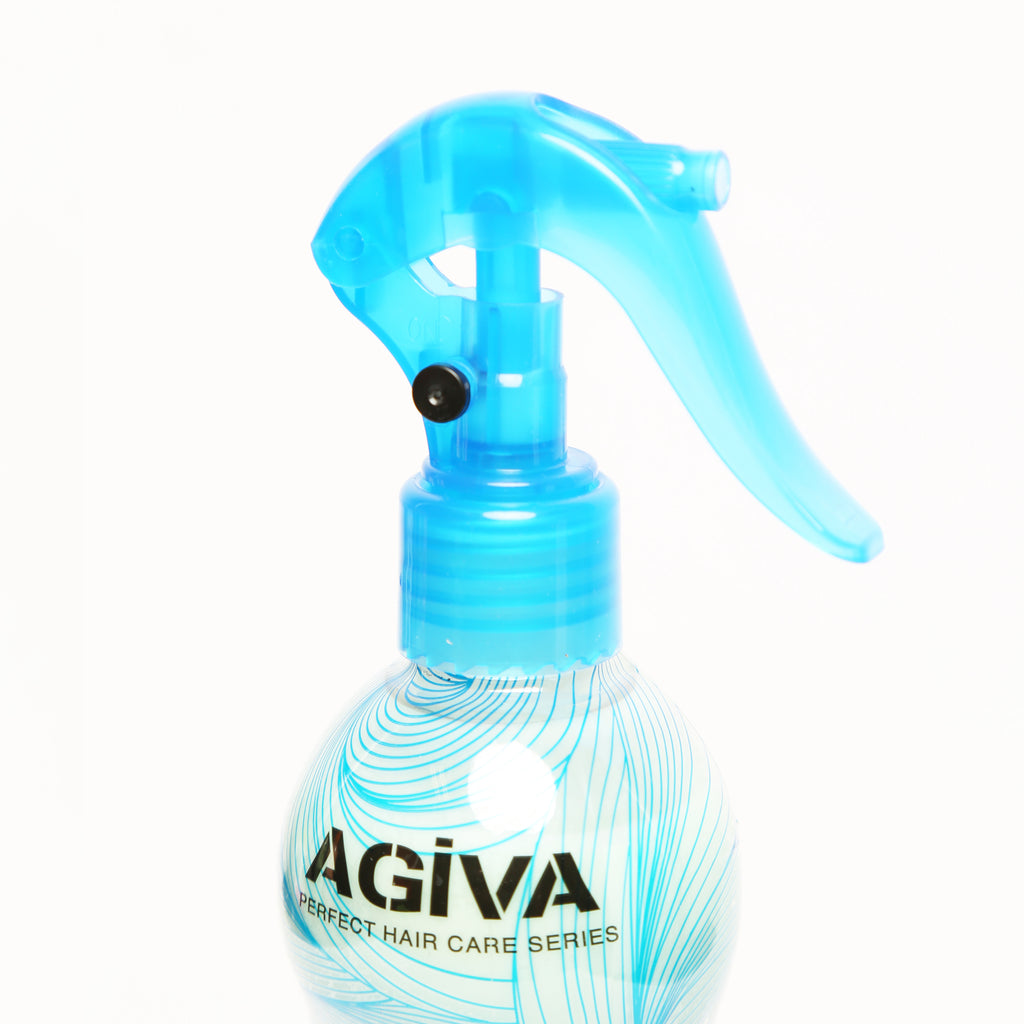 AGIVA TWO PHASE HAIR CONDITIONER WITH INFUSED KERATIN EXTRACT 400 ML - Agiva Gel