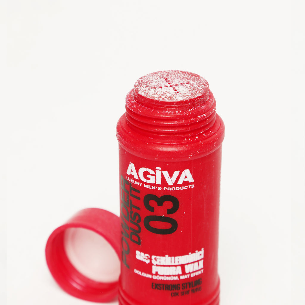 AGIVA HAIR STYLING POWDER WAX 03 EXTRA STRONG HOLD 20 GR