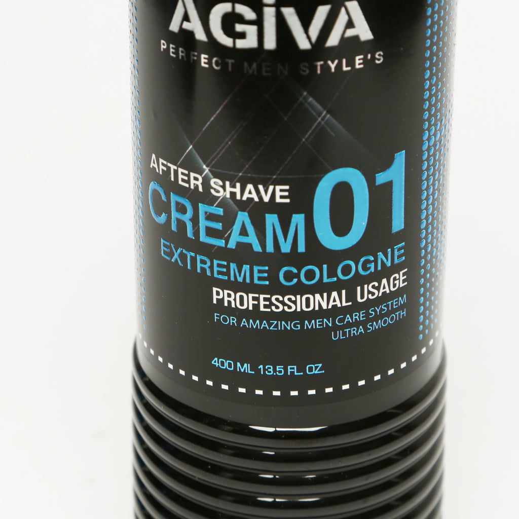 AGIVA AFTER SHAVE LOTION 01 EXTREME IMPACT 400 ML