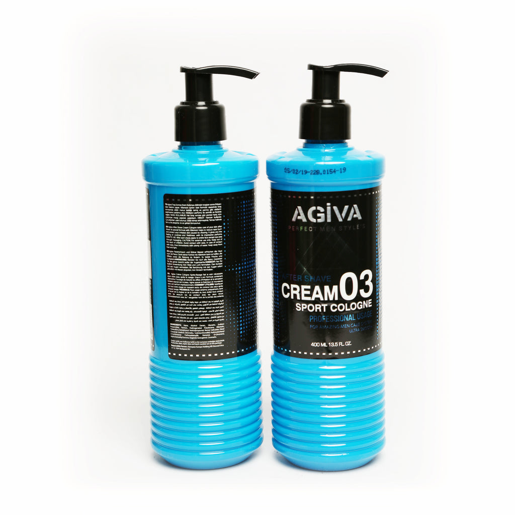 AGIVA AFTER SHAVE LOTION 03 SPORT IMPACT 400 ML