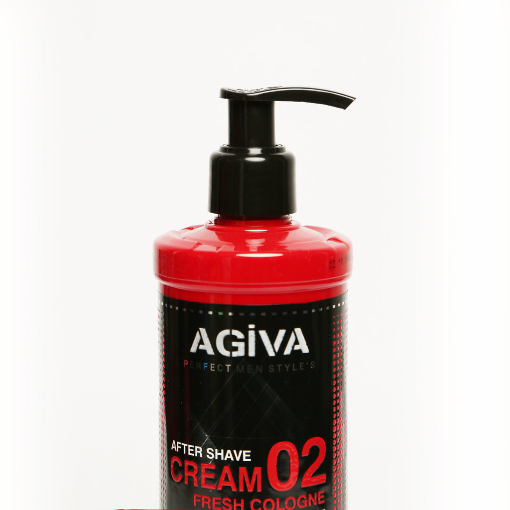 AGIVA AFTER SHAVE LOTION 02 FRESH IMPACT 400 ML