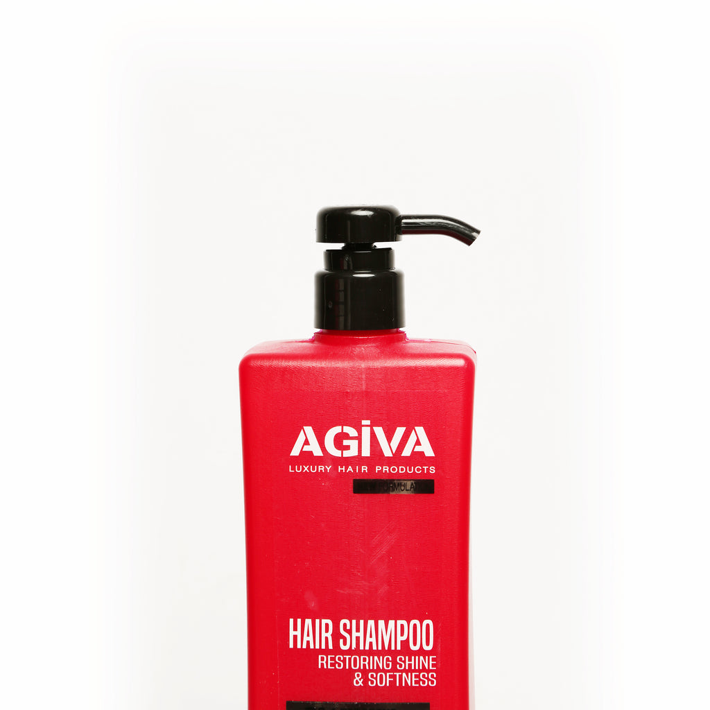 AGIVA HAIR SHAMPOO WITH BOTOX EXTRACT 1000 ML