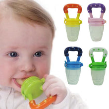 Load image into Gallery viewer, Baby Food Feeder Pacifier