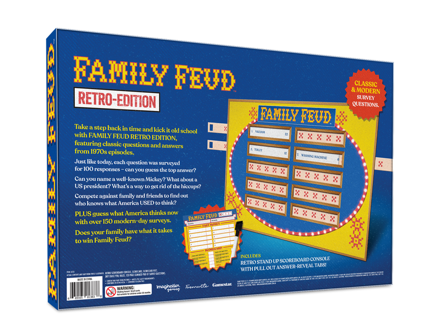 Family Feud Retro Edition