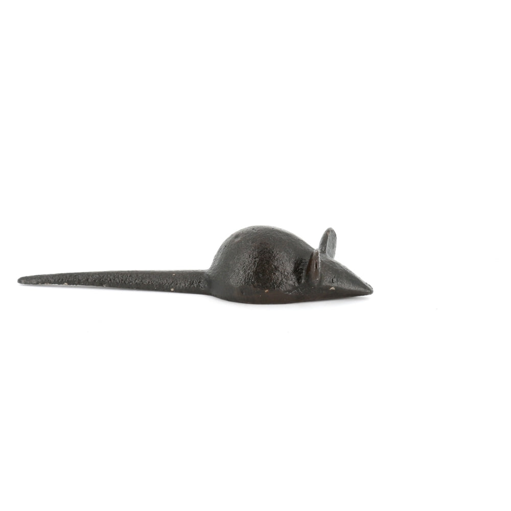Cast Iron Nibbles - Long Tail Mouse