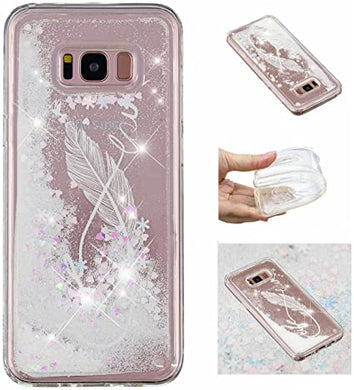 Coque samsung galaxy s8 transparent motif