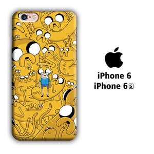 CN Adventure Time Finn Bad Dreams iPhone 6 | 6s 3D coque custodia fundas