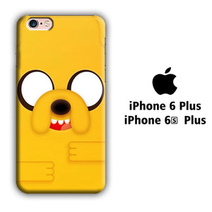 CN Adventure Time Jake Hugged Me iPhone 6 Plus | 6s Plus 3D coque custodia fundas