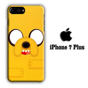 CN Adventure Time Jake Hugged Me iPhone 7 Plus 3D coque custodia fundas