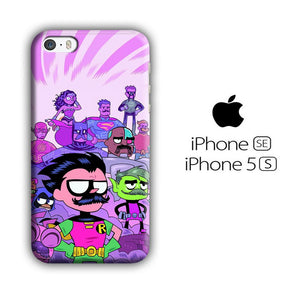 CN Teen Titans Show Up iPhone 5 | 5s 3D coque custodia fundas