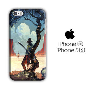 Cartoon Cowboy iPhone 5 | 5s 3D coque custodia fundas