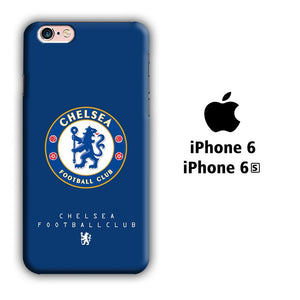 Chelsea Blue Original Logo iPhone 6 | 6s 3D coque custodia fundas