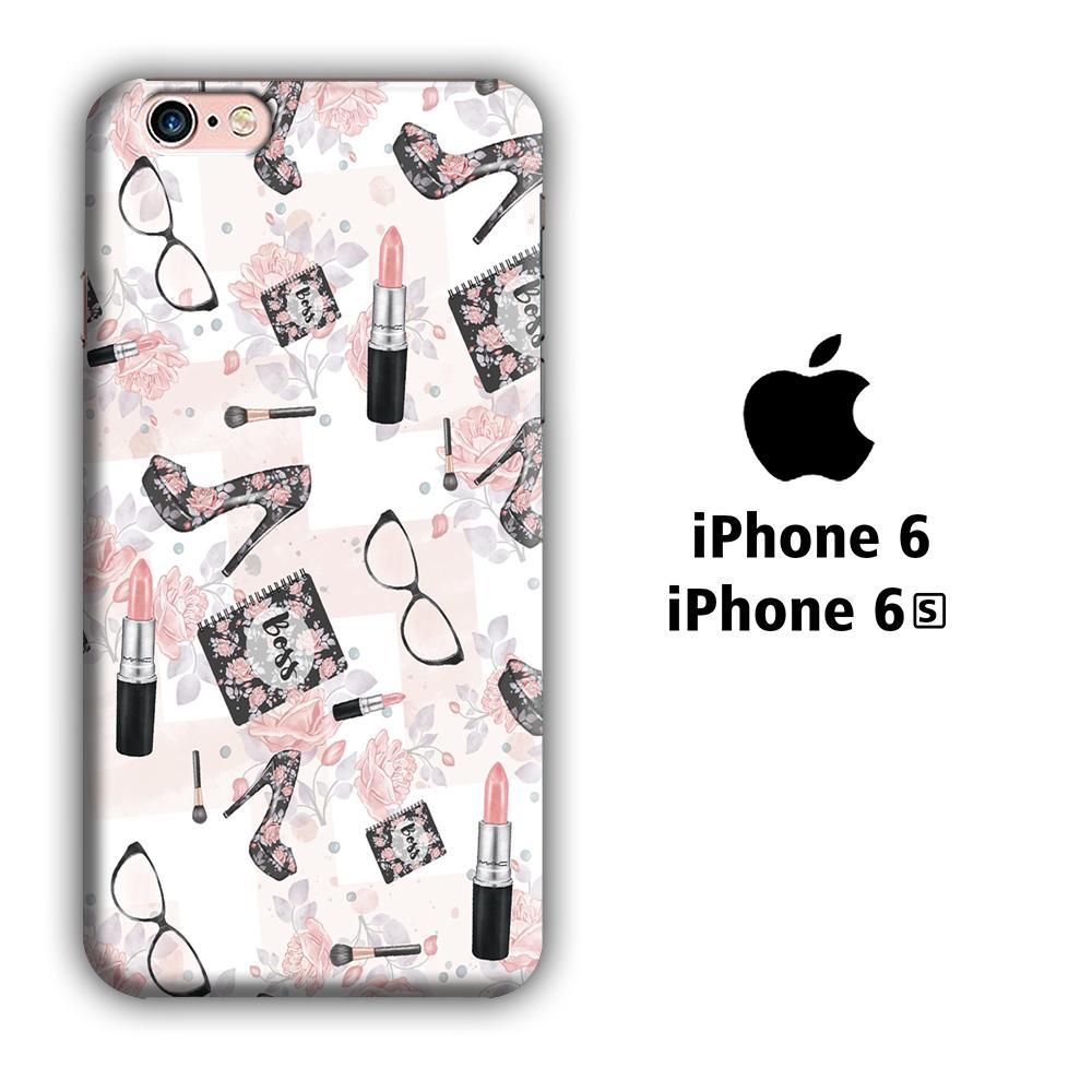 Collage Beauty Tools iPhone 6 | 6s 3D coque custodia fundas