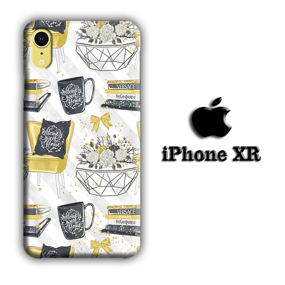 Collage Homesick iPhone XR 3D coque custodia fundas