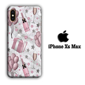 Collage Make it Swing iPhone Xs Max 3D coque custodia fundas