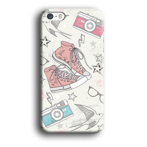 Collage to View The World iPhone 5 | 5s 3D coque custodia fundas