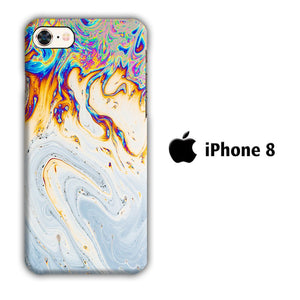 Colour Rainbow iPhone 8 3D coque custodia fundas