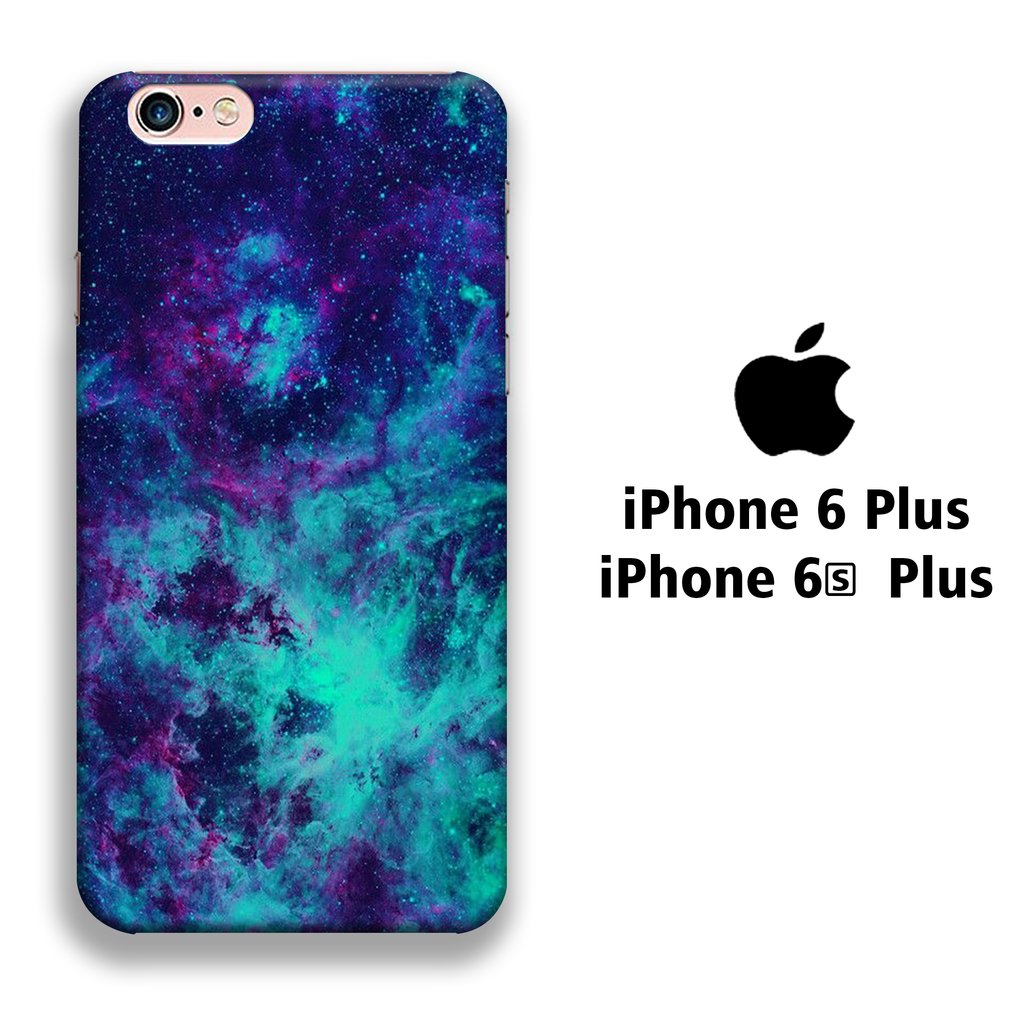 Colour Sky Giltter iPhone 6 Plus | 6s Plus 3D coque custodia fundas