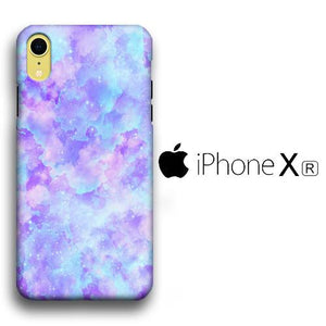 Colour Sky iPhone XR 3D coque custodia fundas
