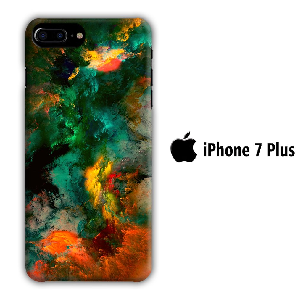 Colour of Storm iPhone 7 Plus 3D coque custodia fundas
