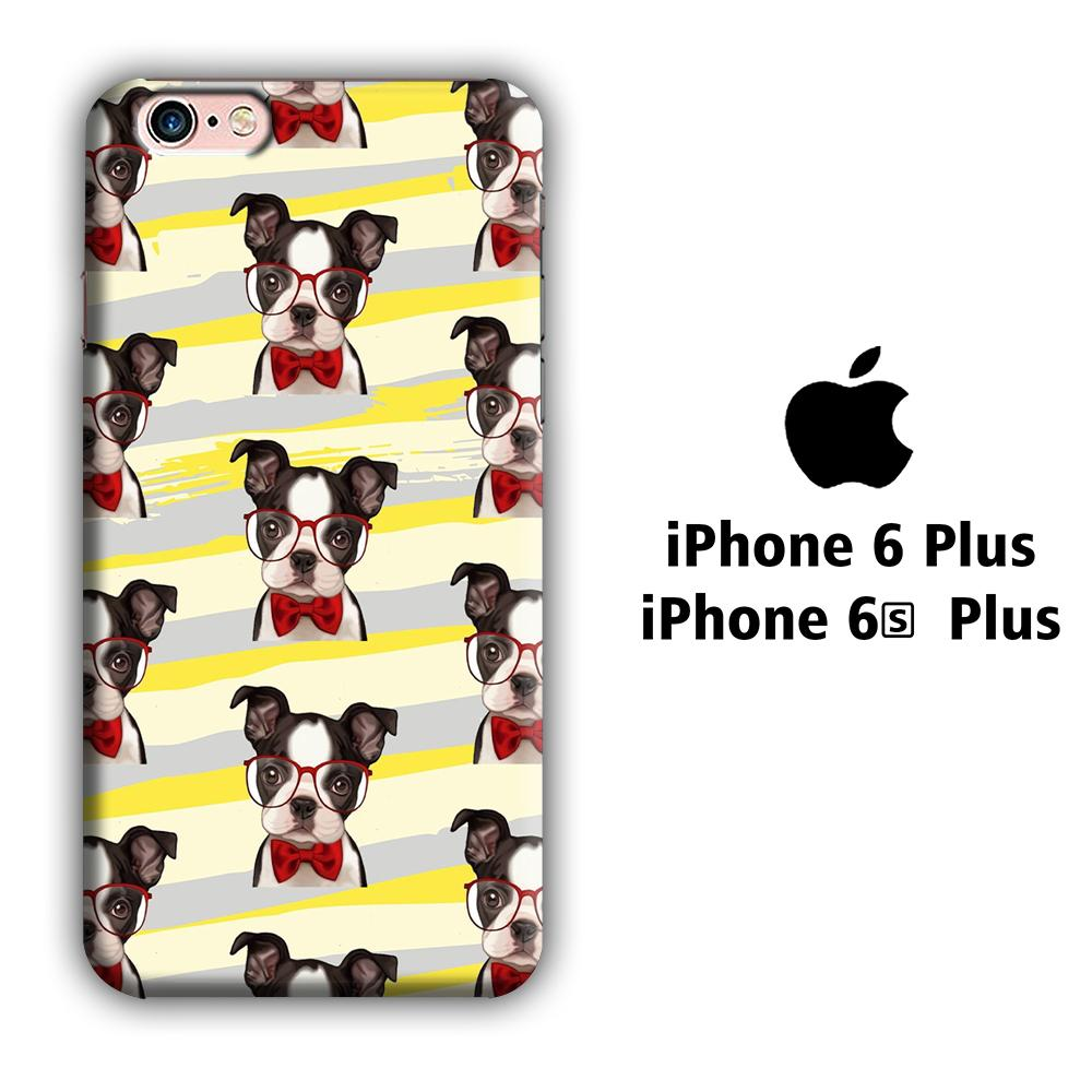 Dog French Bulldog Cute iPhone 6 Plus | 6s Plus 3D coque custodia fundas