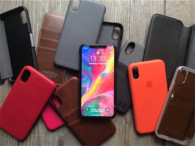 avis coque apple iphone x
