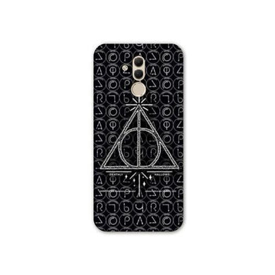 Coque Huawei Mate 20 Lite WB License harry potter pattern taille unique  Hollows Triangle N