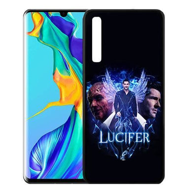 Coque Huawei P30 pro Lucifer