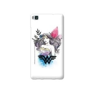 Coque Huawei P8 Lite WB License wonderwoman taille unique Wonder B