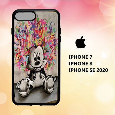coque iphone 5 6 7 8 plus x xs xr case K4716 mickey mouse wallpaper iphone 71hC7