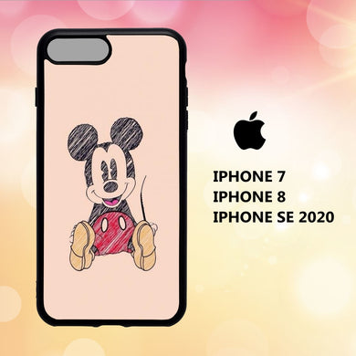 coque iphone 5 6 7 8 plus x xs xr case S8064 mickey mouse wallpaper iphone 71bX8