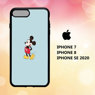 coque iphone 5 6 7 8 plus x xs xr case V2688 mickey mouse wallpaper iphone 71bH6