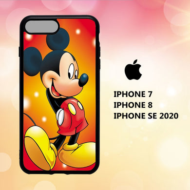 coque iphone 5 6 7 8 plus x xs xr case Y8234 mickey mouse wallpaper iphone 71jB1