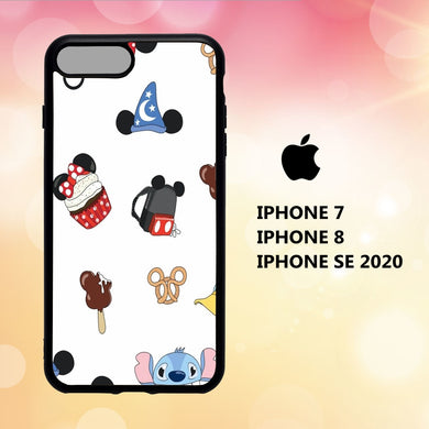 coque iphone 5 6 7 8 plus x xs xr case Z4955 mickey mouse wallpaper iphone 71jS6