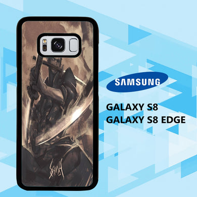 coque samsung galaxy S6 S7 S8 S9 S10 edge case Q2738 zoro wallpaper 148aP8