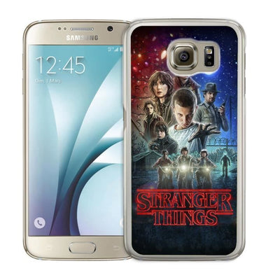 Coque Samsung Galaxy S4 Mini Strangers Things Poster