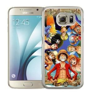 Coque Galaxy S6 Edge Plus (+) One Piece Manga 14