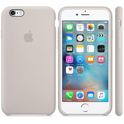 coque apple iphone 6s gris