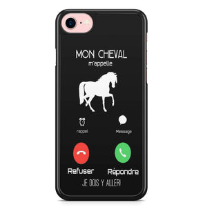 coque cheval iphone 5s
