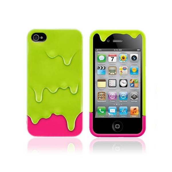 coque iphone 4 en relief
