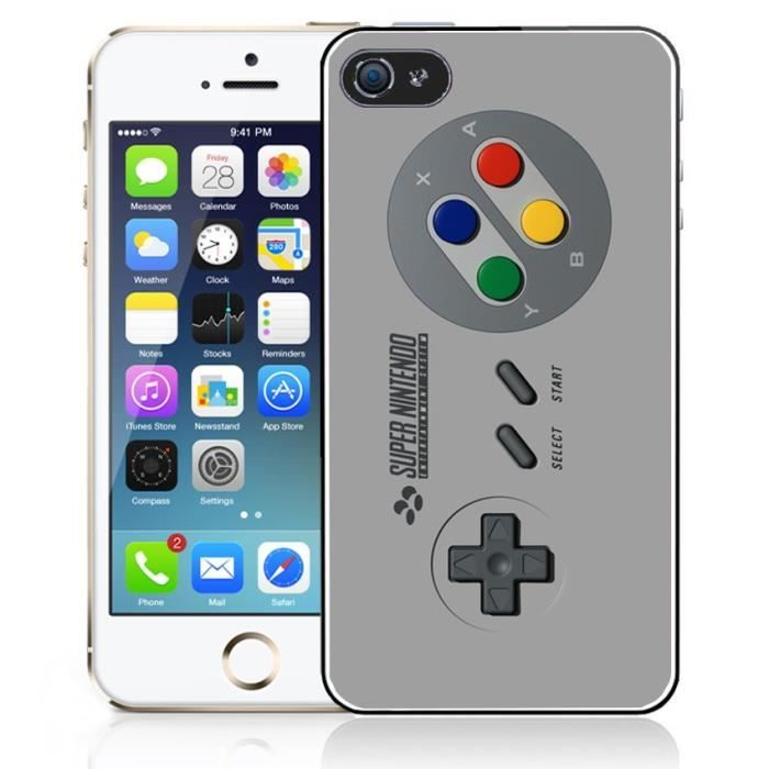 coque iphone 4s manette