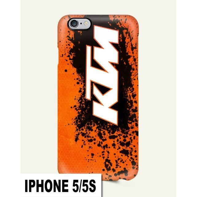 coque iphone 5 ktm